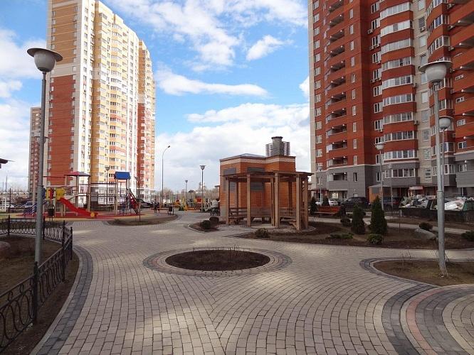 ЖК Альбатрос (Миниполис Строгинский)