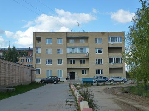 Микрорайон Микрорайон Внуковский