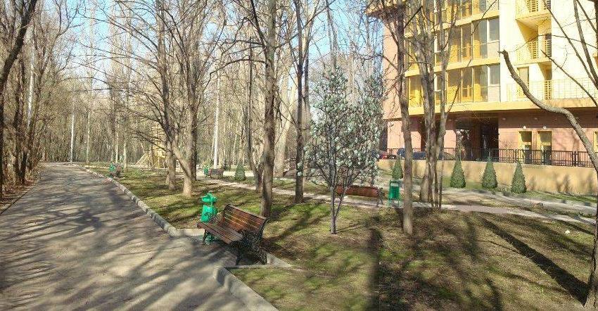 ЖК Суворов Парк