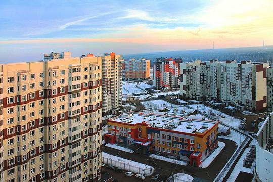 Микрорайон Новые Ватутинки Центральный квартал