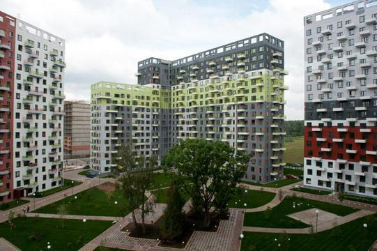 ЖК Garden park Эдальго