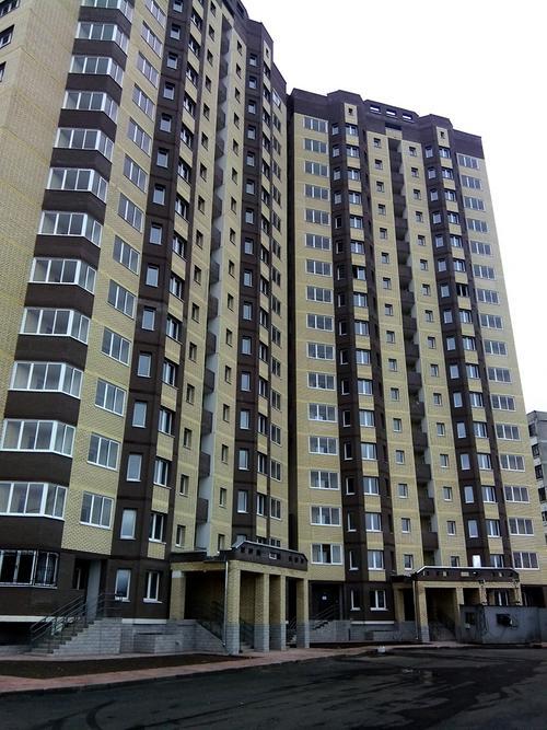 Дом ЖК Дом на Комсомольской улице