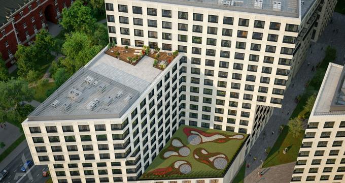 ЖК Atlantic Apartments