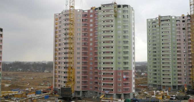 Микрорайон Микрорайон Некрасовка-Парк