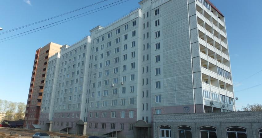 ЖК Волоколамское шоссе, д. 5