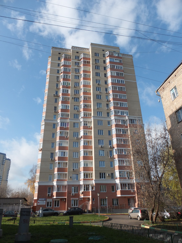 ЖК Дом на ул. Лечебная
