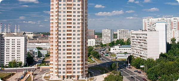 Жилой квартал Лазурный Блюз