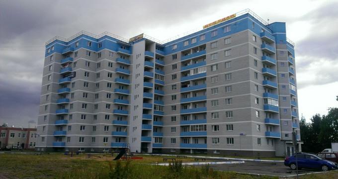 ЖК Восточные зори-1