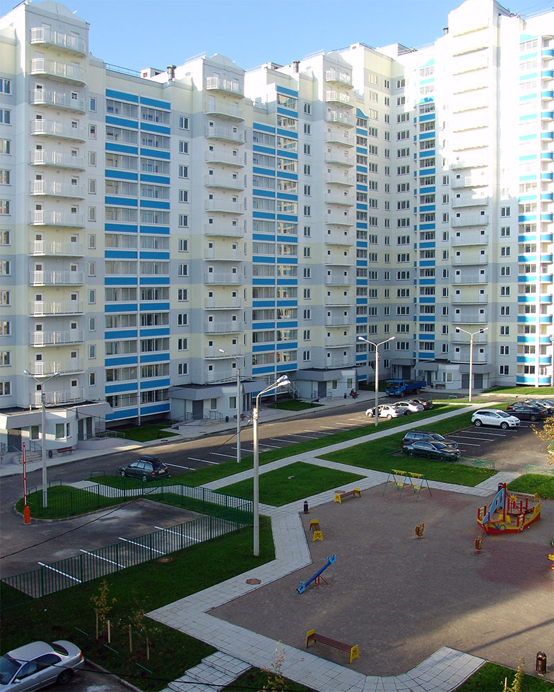 ЖК Андреевский квартал