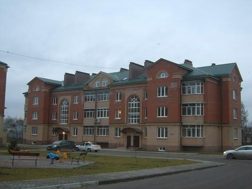 ЖК Комсомольская ул., д. 17