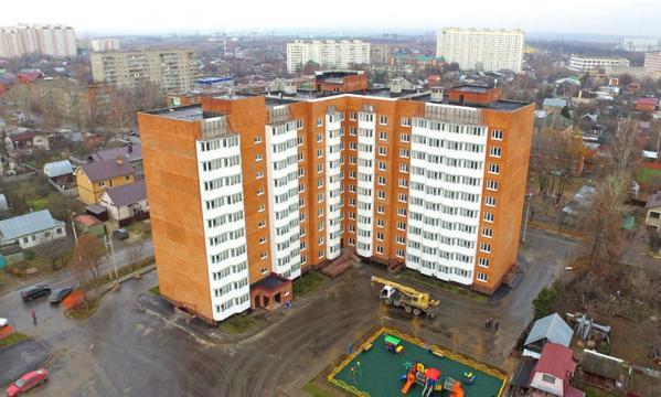 ЖК 3-й Московский проезд