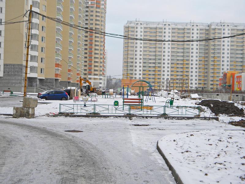 Микрорайон Микрорайон Центр-2
