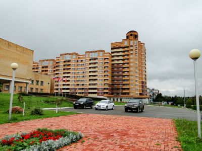 ЖК Шишкин лес