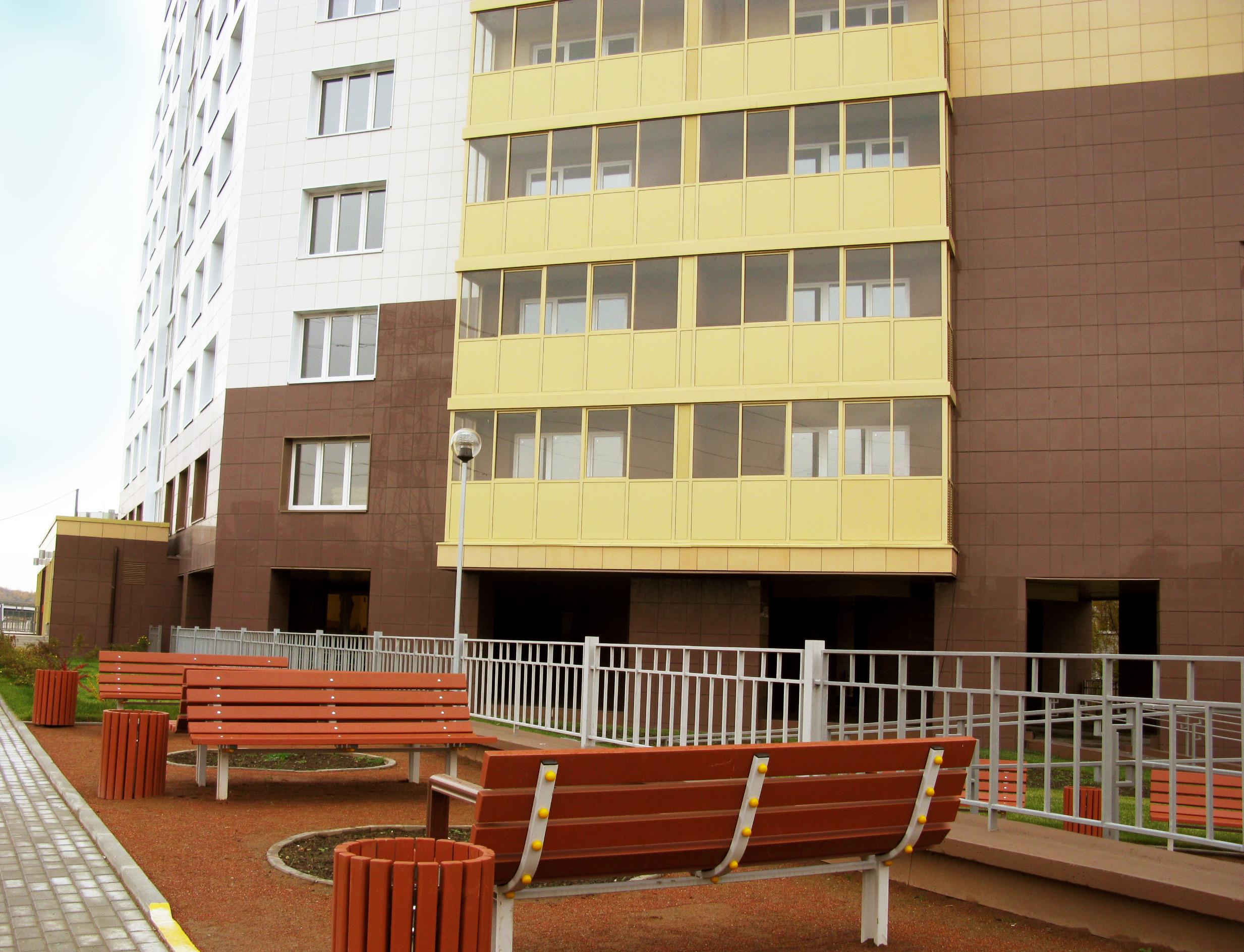 ЖК Холмогоры (Дом на Бабушкинской)