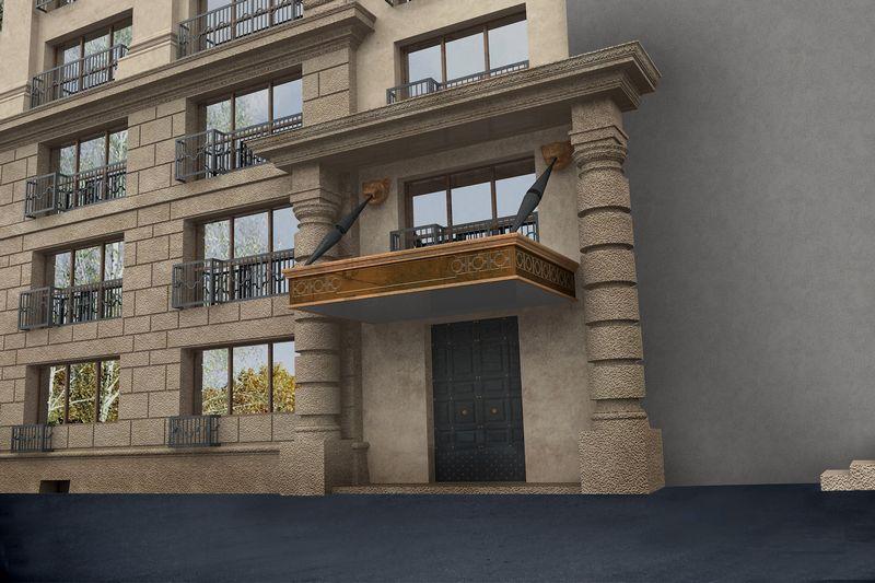Лофт Лофт Manhattan House (Манхеттен Хаус)