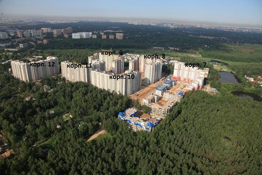 ЖК Леоновский парк